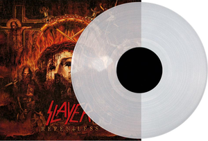 Slayer - Repentless - Clear LP