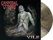Cannibal Corpse - Vile - Marmorerad LP