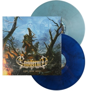 Ensiferum - One Man Army - Marmorerad LP