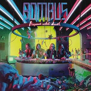 Bombus - Repeat Until Death - LP-CD