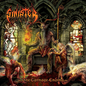 Sinister - The Carnage Ending - LP