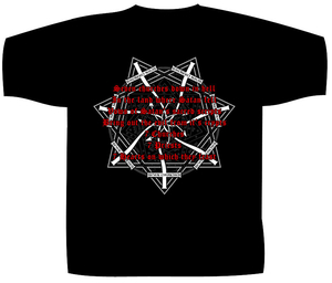 Possessed - Seven Churces - t-shirt