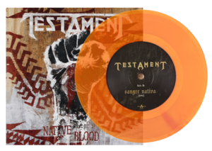 Testament - Native Blood - Orange 7