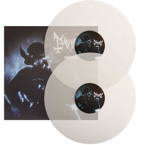 Mayhem - Chimera - Clear LP