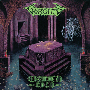 Gorguts - Considered Dead - Red LP