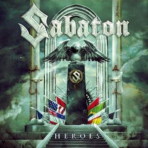 Sabaton - Heroes - Earbook-CD