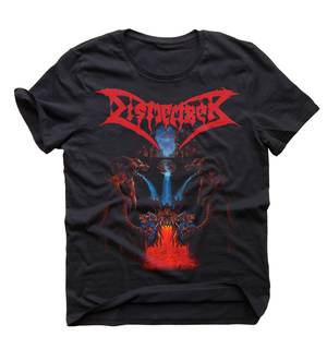Dismember - Like An Everflowing Stream - t-shirt