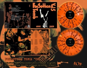 Forgotten Tomb - Vol 5 - Splatter LP