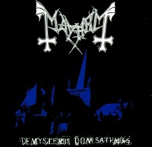 Mayhem - De Mysteriis Dom Sathanas - Lila LP