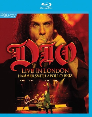 Dio - Live in London - Hammersmith Apollo 1993 - Blu-ray
