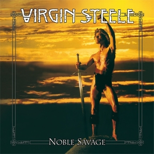 Virgin Steele - Noble Savage - Yellow LP