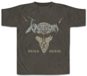 Venom - Black Metal Distressed - t-shirt