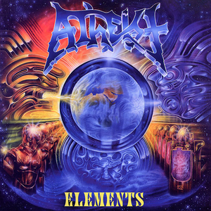 Atheist - Elements  - LP