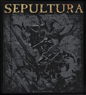 Sepultura - Mediator - patch