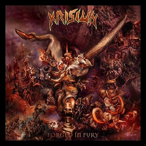Krisiun - Forged In Fury LP-CD