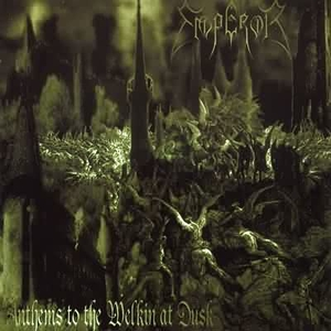 Emperor - Anthems To Welkin At The Dusk - Clear LP