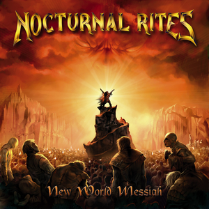 Nocturnal Rites - New World Messiah - Transp LP