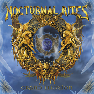 Nocturnal Rites - Grand Illusion - Transp LP