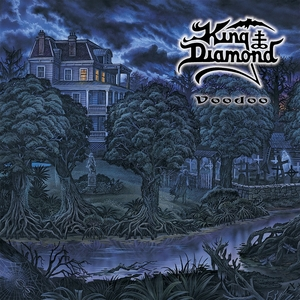 King Diamond - Voodoo - Blue LP