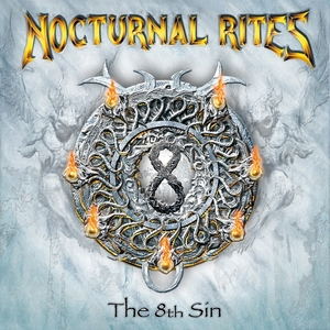 Nocturnal Rites - 8th Sin - CD-DVD