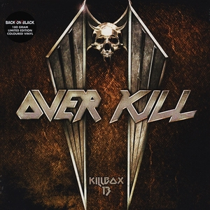 Overkill - Killbox 13 - Grå LP