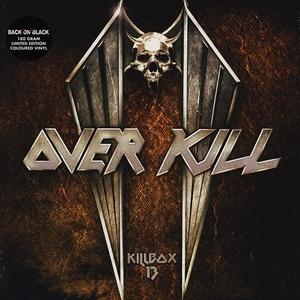 Overkill - Killbox 13 - Grå LP