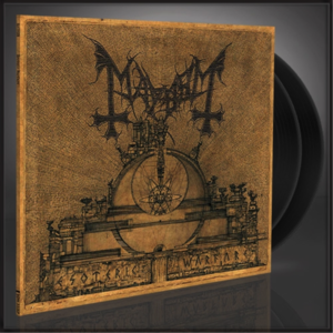 Mayhem - Esoteric Warfare - LP