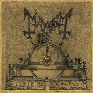 Mayhem - Esoteric Warfare - Clear LP