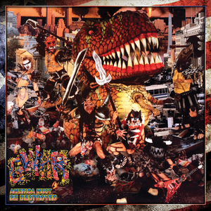 Gwar - America Must Be Destroyed - LP