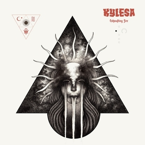 Kylesa - Exhausting Fire - Orange LP