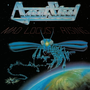 Agent Steel - Mad Locust Rising - LP