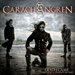 Carach Angren - Death Came Through A Phantom Ship - LP