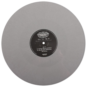 Carpathian Forest - Fuck You All - Grey LP