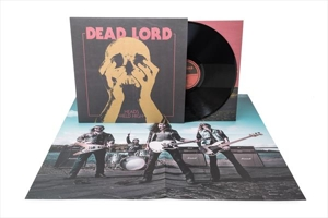 Dead Lord - Heads Held High - LP