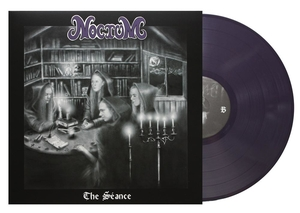 Noctum - The Seance - Purple LP