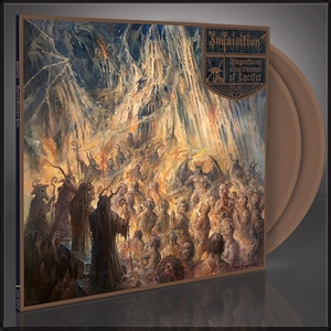 Inquisition - Magnificent Glorification Of Lucifer - Brun LP