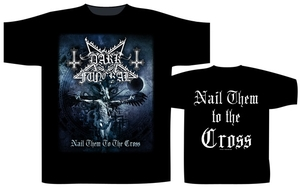 Dark Funeral - Nail Them To The Cross - t-shirt