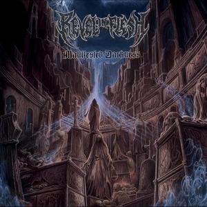Revel In Flesh - Manifested Darkness - CD