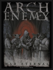 Arch Enemy - War Eternal - patch