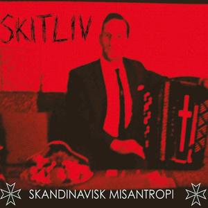 Skitliv - Skandinavisk Misantropi - Red LP