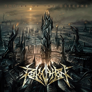 Revocation - Empire Of The Obscene - Marmorerad LP