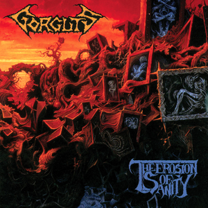 Gorguts - The Erosion Of Sanity - LP