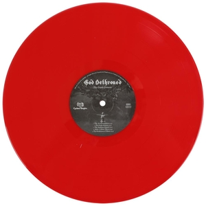 God Dethroned - The Grand Grimoire - Red LP