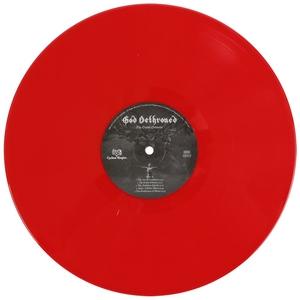 God Dethroned - The Grand Grimoire - Röd LP