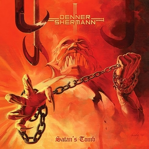 Denner Shermann - Satans Tomb - Orange LP