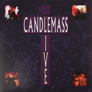 Candlemass - Live - Lila LP