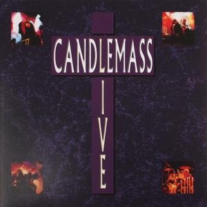 Candlemass - Live - Purple LP