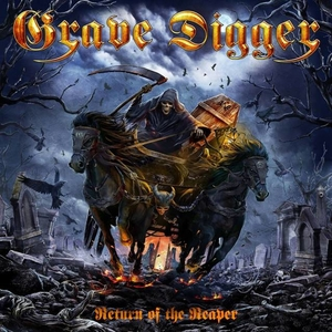 Grave Digger - Return Of The Reaper - LP