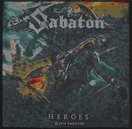 Sabaton - Soldier - patch