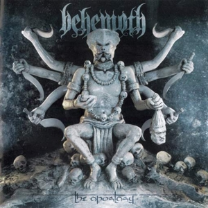 Behemoth - The Apostasy - Ezkaton - Clear LP